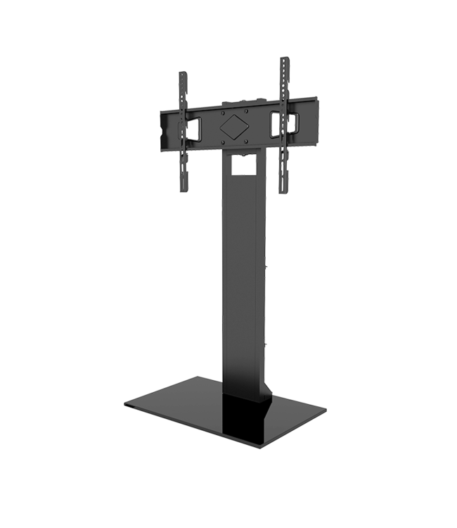 DQ Wall-Support TV stand Flora Black