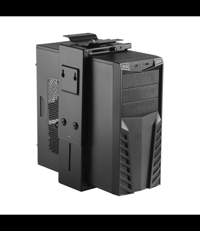 DQ Wall-Support CPU houder zwart