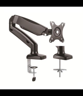 DQ Wall-Support 2e Kansje Aris Single Monitor Arm Black