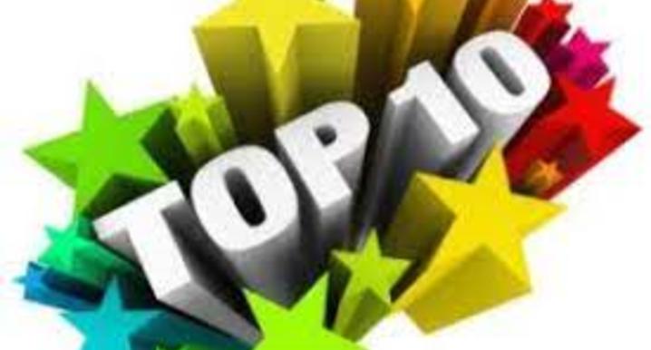 Top 10 Eleganties