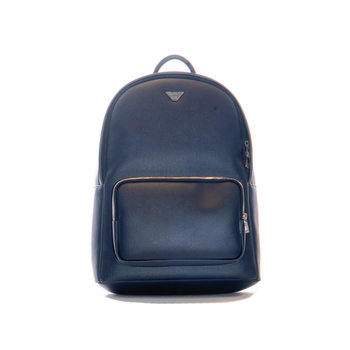 Emporio Armani Y4O250 YLA0E Mens Leather Backpack (1189)