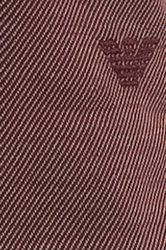 Emporio Armani 3K1F67 1JSKZ Mens Diag Stripe Polo (1364)
