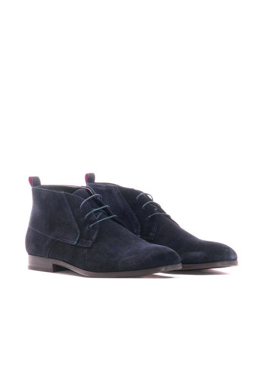HUGO Hugo Boss 50441045 Mens Suede Ankle Shoes (1214)