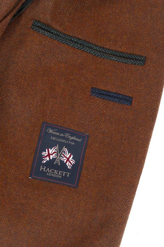 Hackett HM442886 Mens Tweed Blazer (1322)