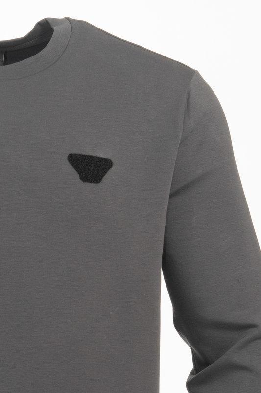 Emporio Armani 3K1MH3 1JHSZ Mens Emoji Sweatshirt (1357)