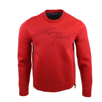Emporio Armani 6Y1MA9 1JAAZ - Logo Detail Sweatshirt