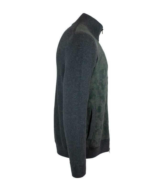 Hugo Boss 50392653 Mens Crew Nesk Knitwear (131) Grey XL
