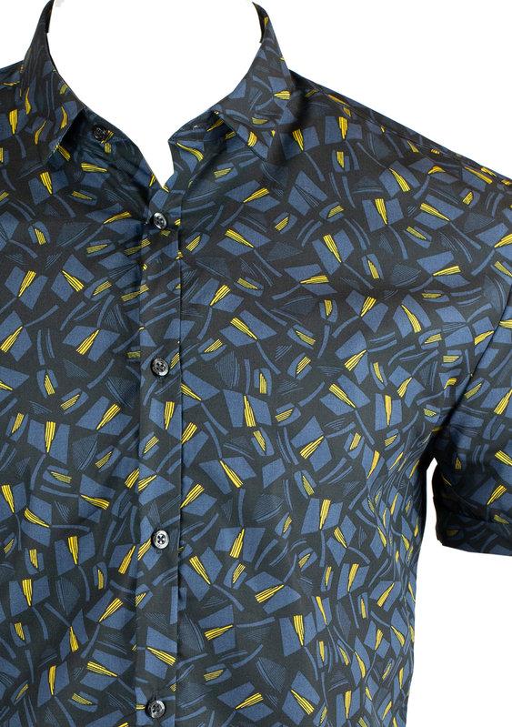 HUGO Hugo Boss 50426524 SS Shirt (1035)