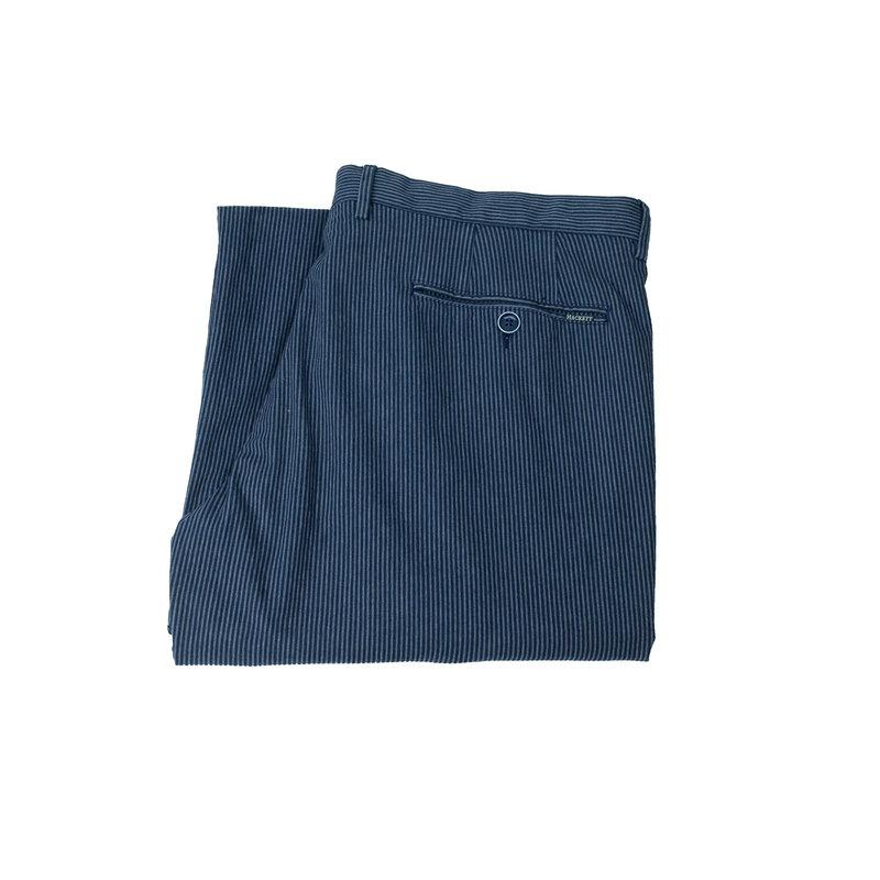 Hackett HM211842 Mens Stripe Trousers (458)