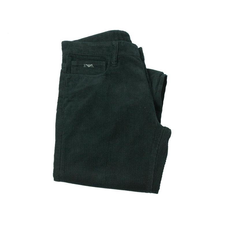 Emporio Armani 6G1J75 1NIUZ Corduroy Trousers (969)