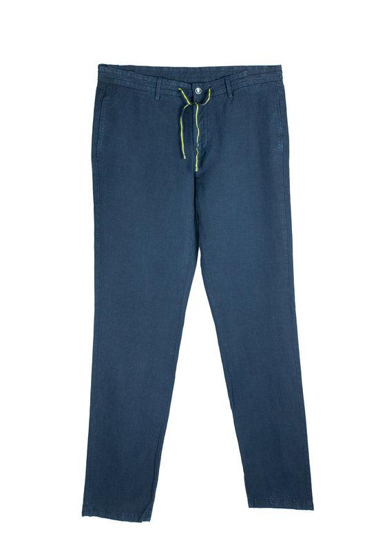 Hackett HM211834 Mens Linen Blend Trouser (408)