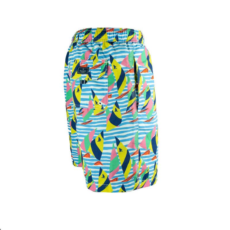 Hackett HM800947 Mens Printed Swim Shorts (418)