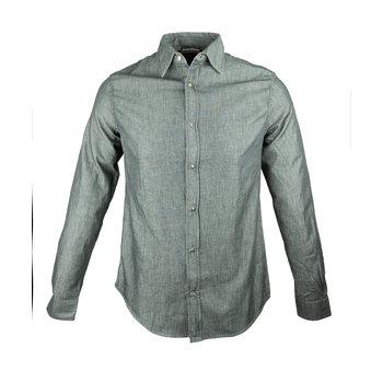 Emporio Armani 6G1C67 1D5WZ Denim Shirt (972)