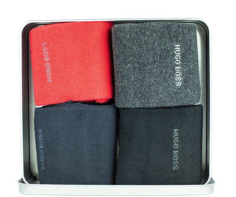 Boss Black 50420240 Mens 4P Socks (1349)