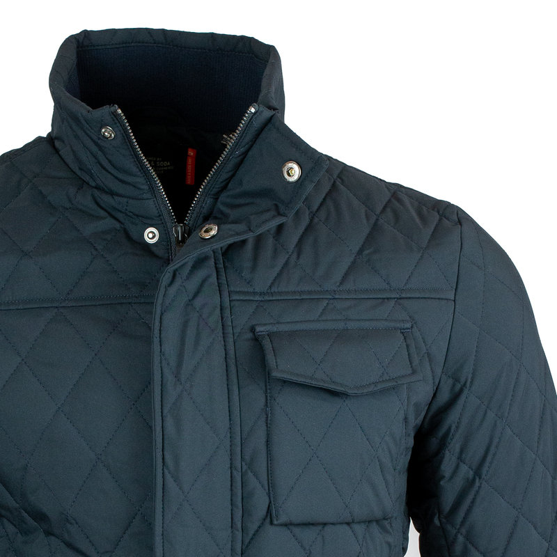 Scotch & Soda 158273 Quilted Jacket (1295)