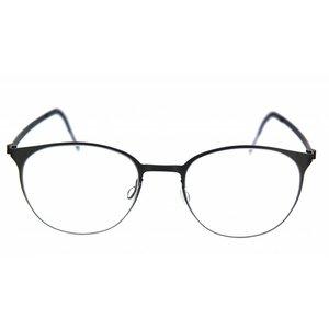 Lindberg Panto eyeglasses 9556 Rim Titanium color U9 different sizes