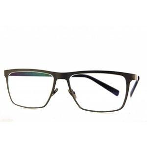 Atelier Vingt - Deux Atelier Vingt-Deux Glasses Smart MT size 57 15 Titanium