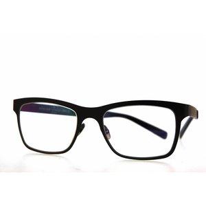 Atelier Vingt - Deux Glasses Atelier Vingt-Deux Baron color MBR size 53 20 Titanium