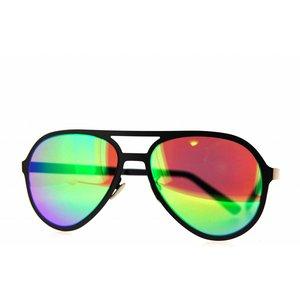 Atelier Vingt - Deux sunglasses Atelier Vingt-Deux Pilot Titanium color CA