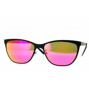 Atelier Vingt - Deux Sunglasses Atelier Vingt-Deux Kitty color CA 2 Titanium