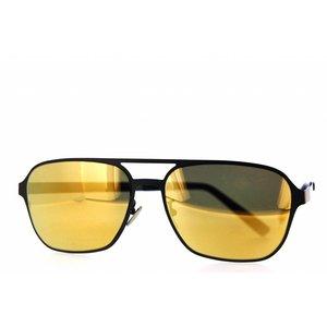 Atelier Vingt - Deux Sunglasses Atelier Vingt-Deux Aviatoir color CA Titanium
