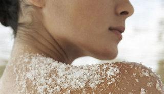 El efecto de la sal del mar Muerto