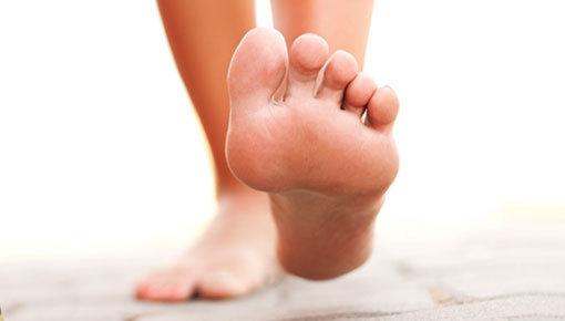 Crema de pies