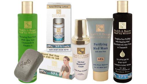 ¿Qué productos puede utilizar para el tratamiento del acné?