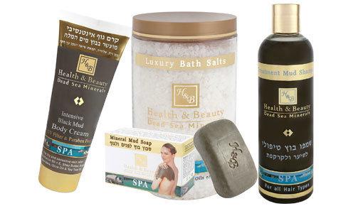 Trate el eccema con los productos H&B Dead Sea