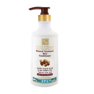Acondicionador de cabello con aceite de argán