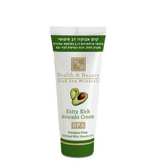 Crema corporal de aguacate - 100 ml