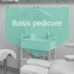 Basis pedicure