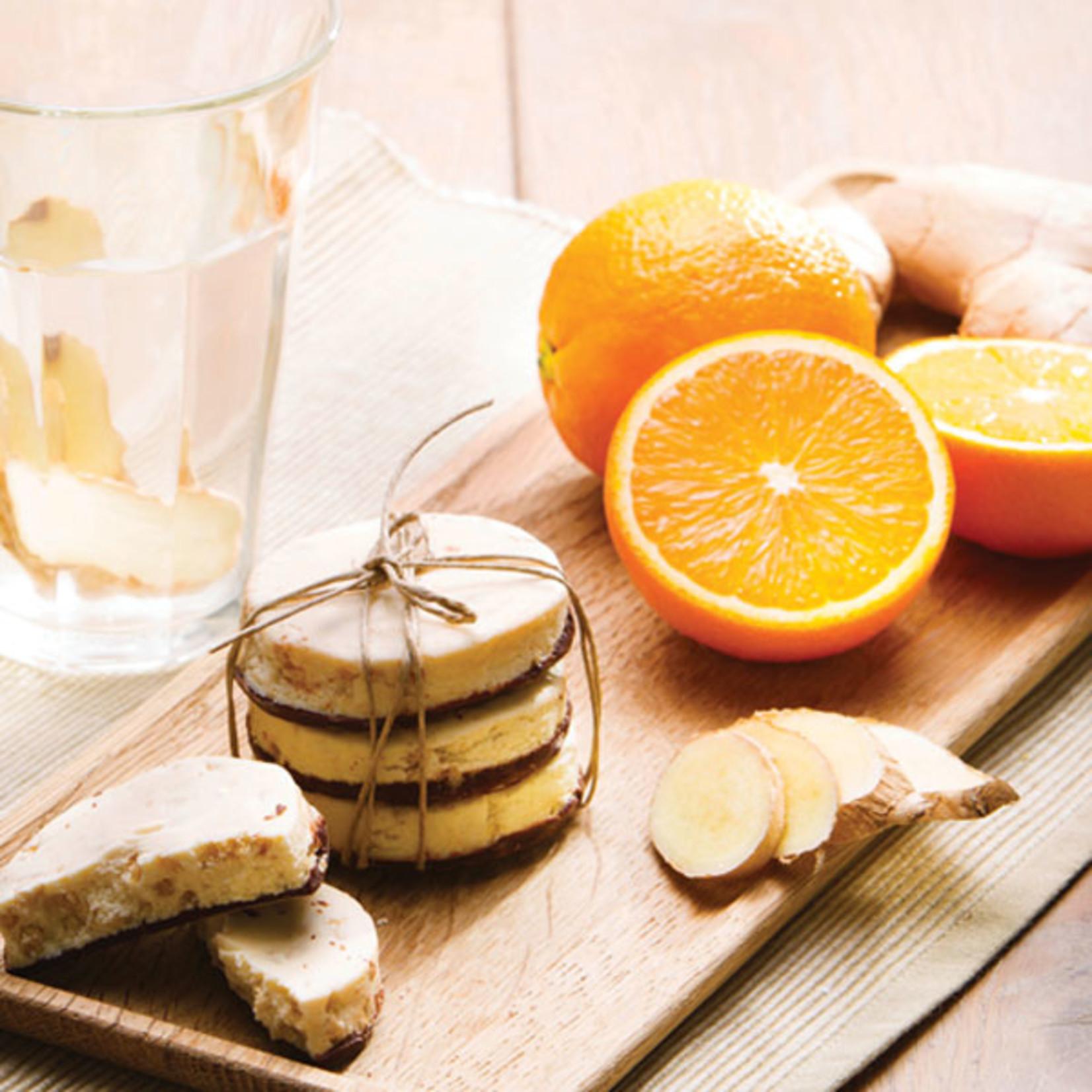 Powerslim PS07105 Sinaasappel gember koek