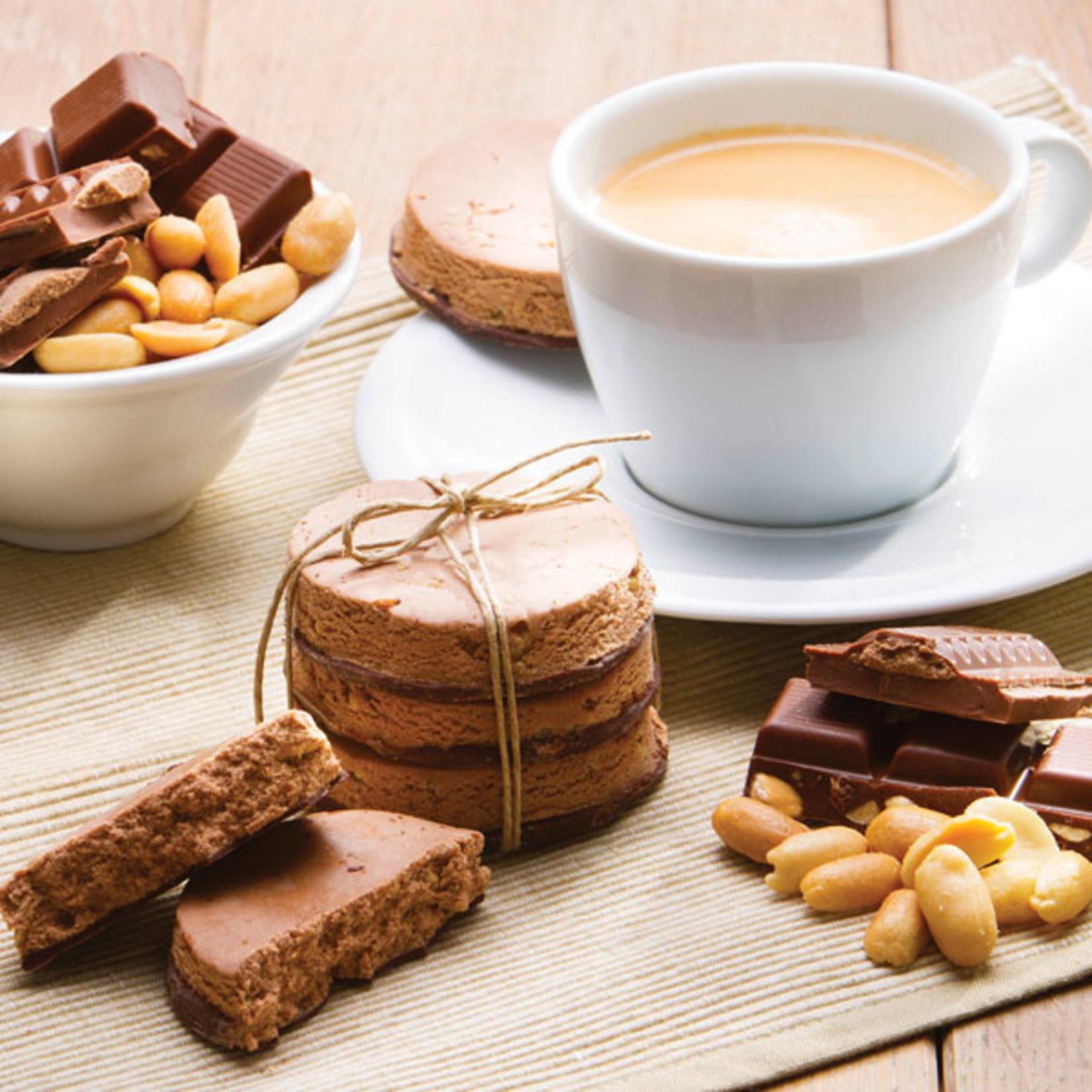 Powerslim PS07104 Chocolade pinda koek