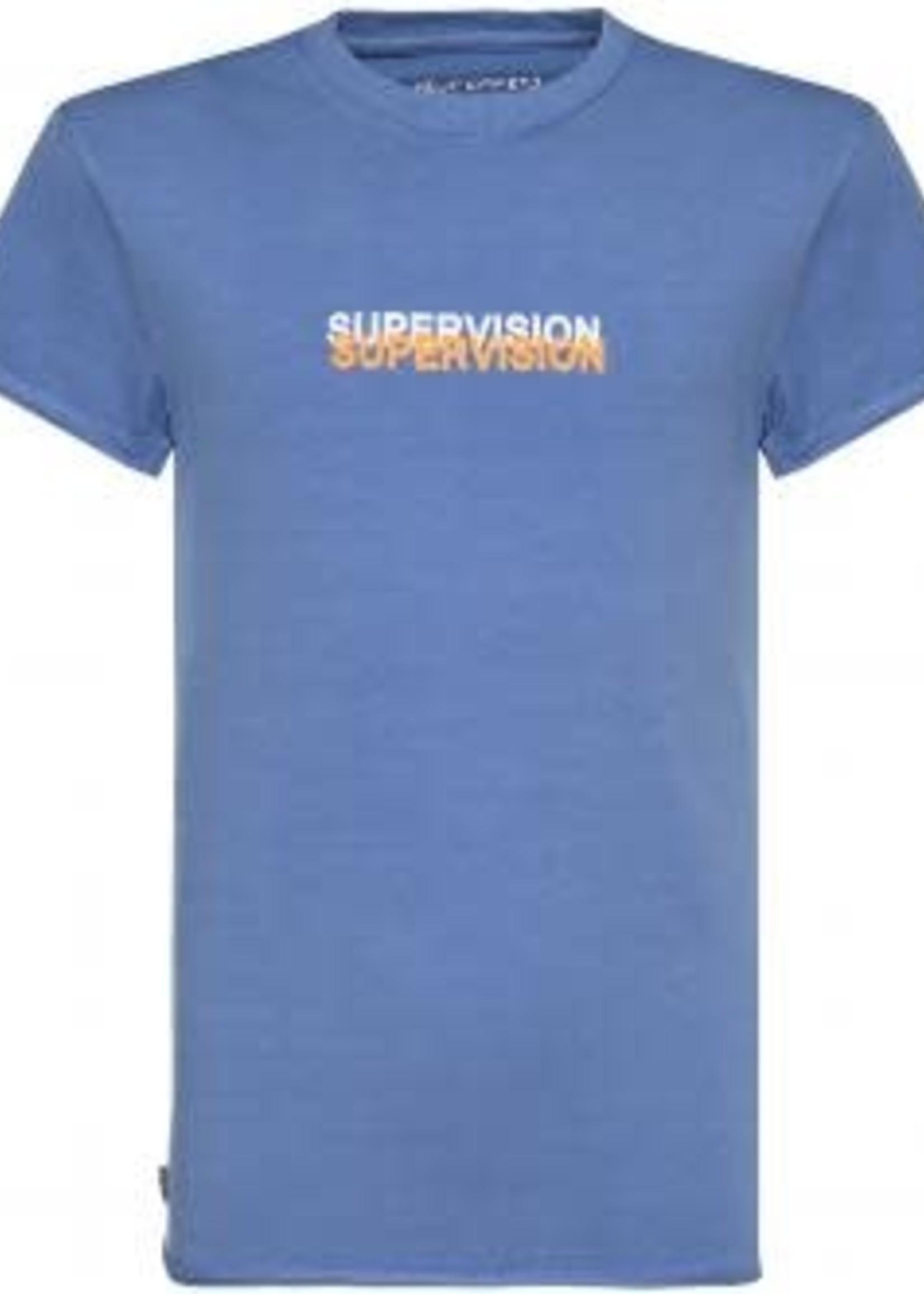 Blue Effect T-shirt Supervision