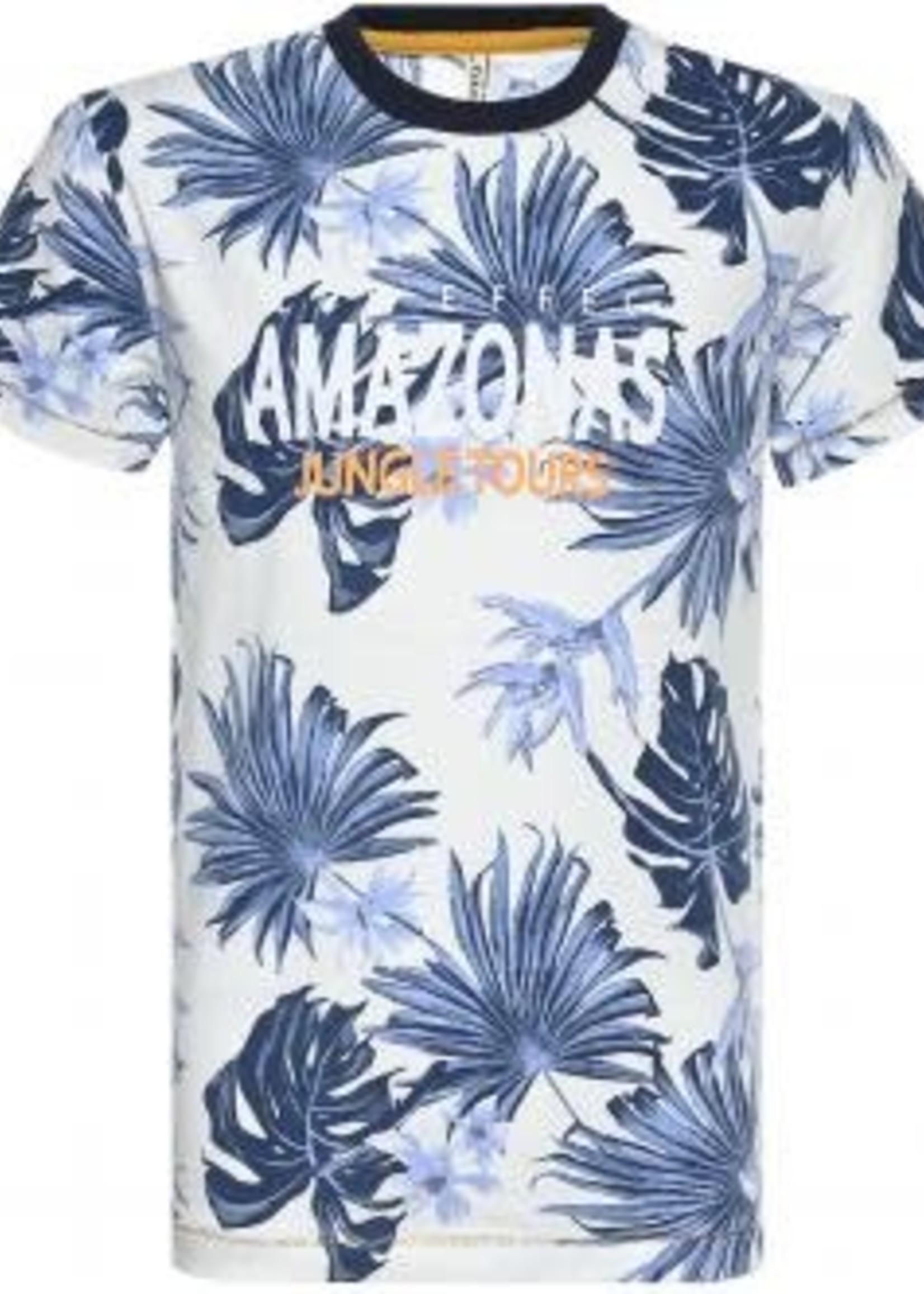 Blue Effect T-shirt amazonas