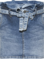 Blue Effect Paperbag rok jeans
