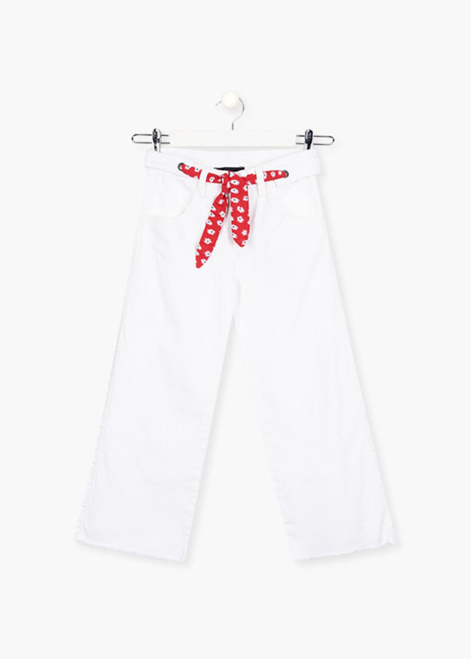 Losan Witte broek losan
