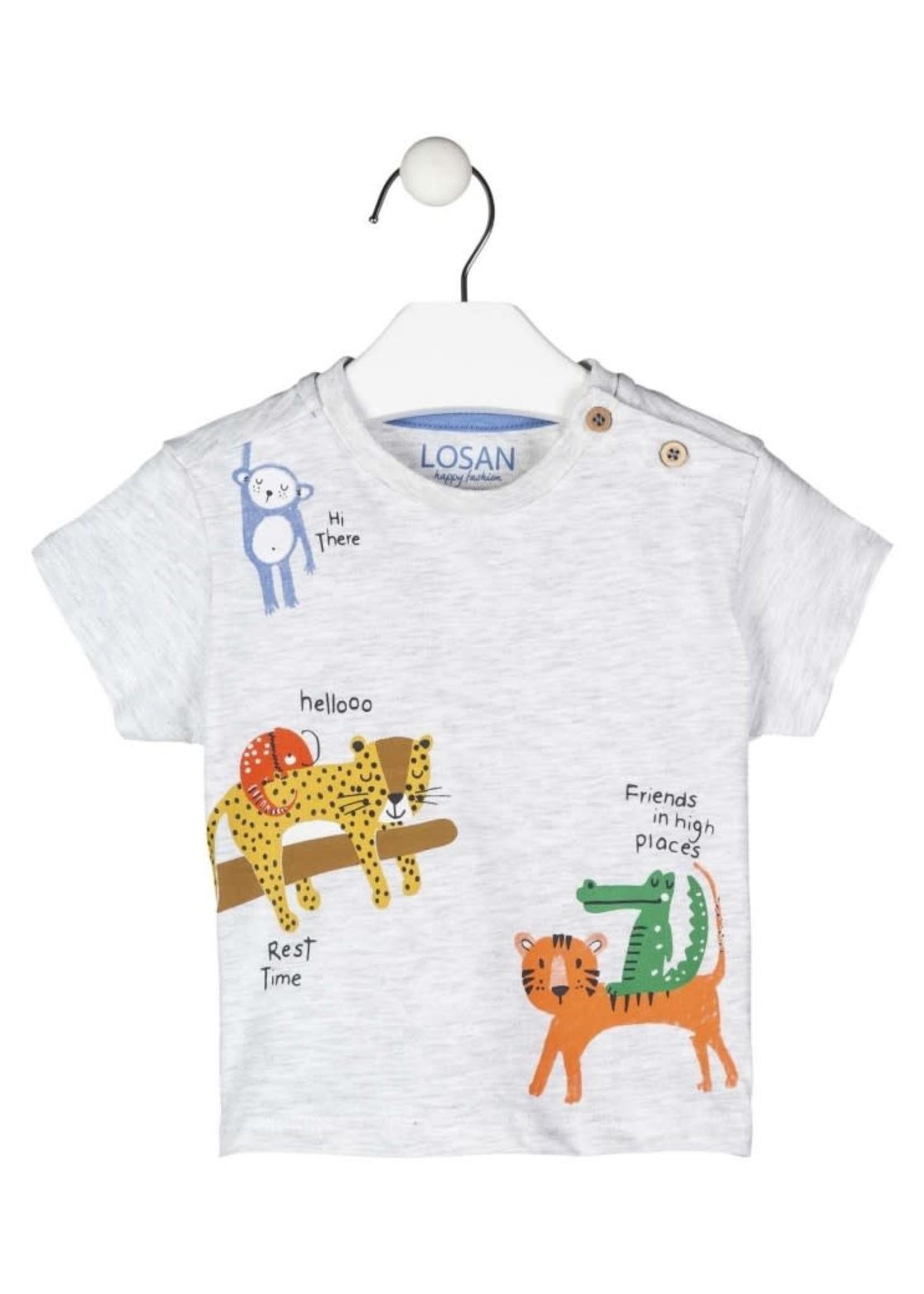 Losan Losan T-shirt Dieren