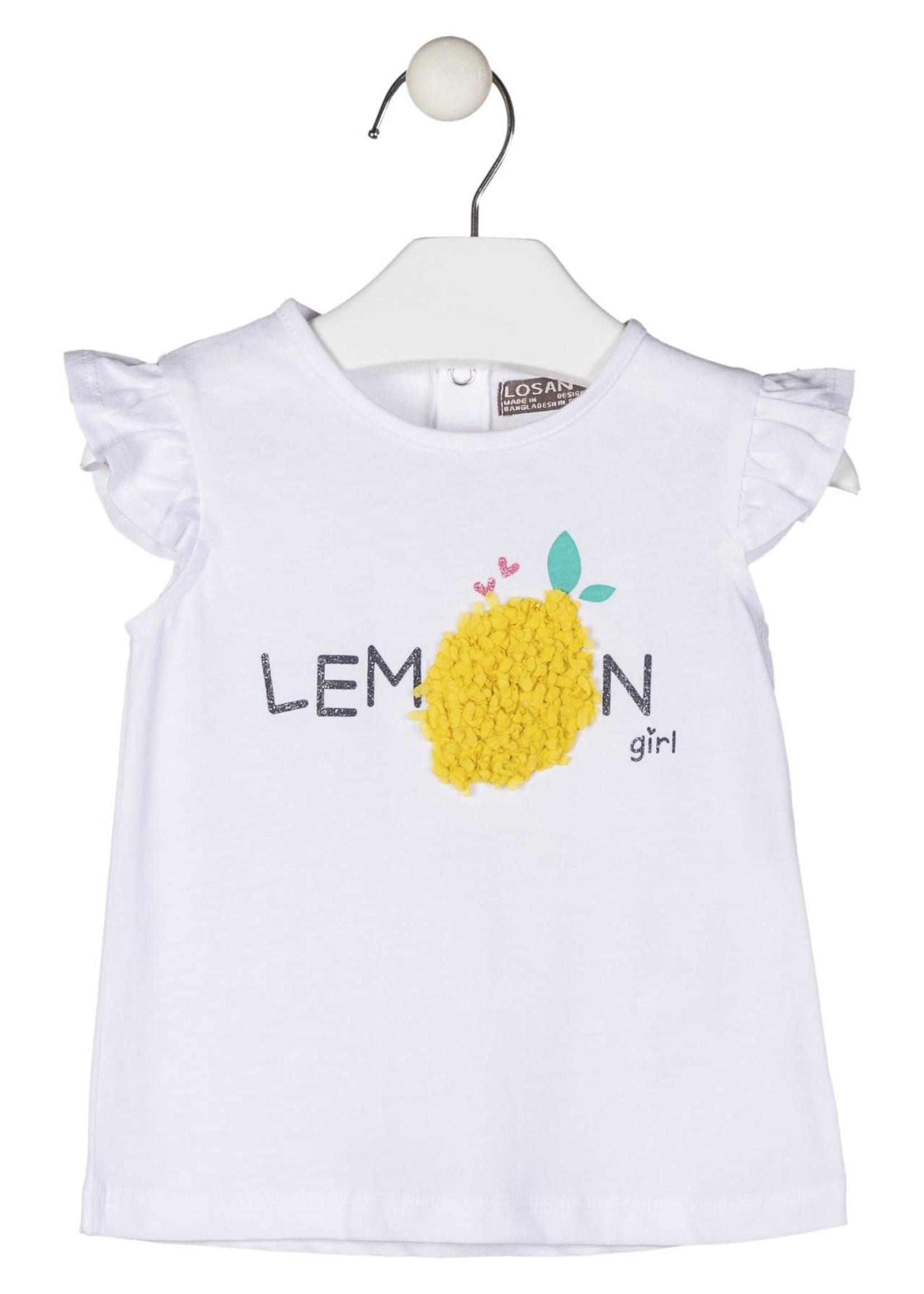Losan losan lemon girl