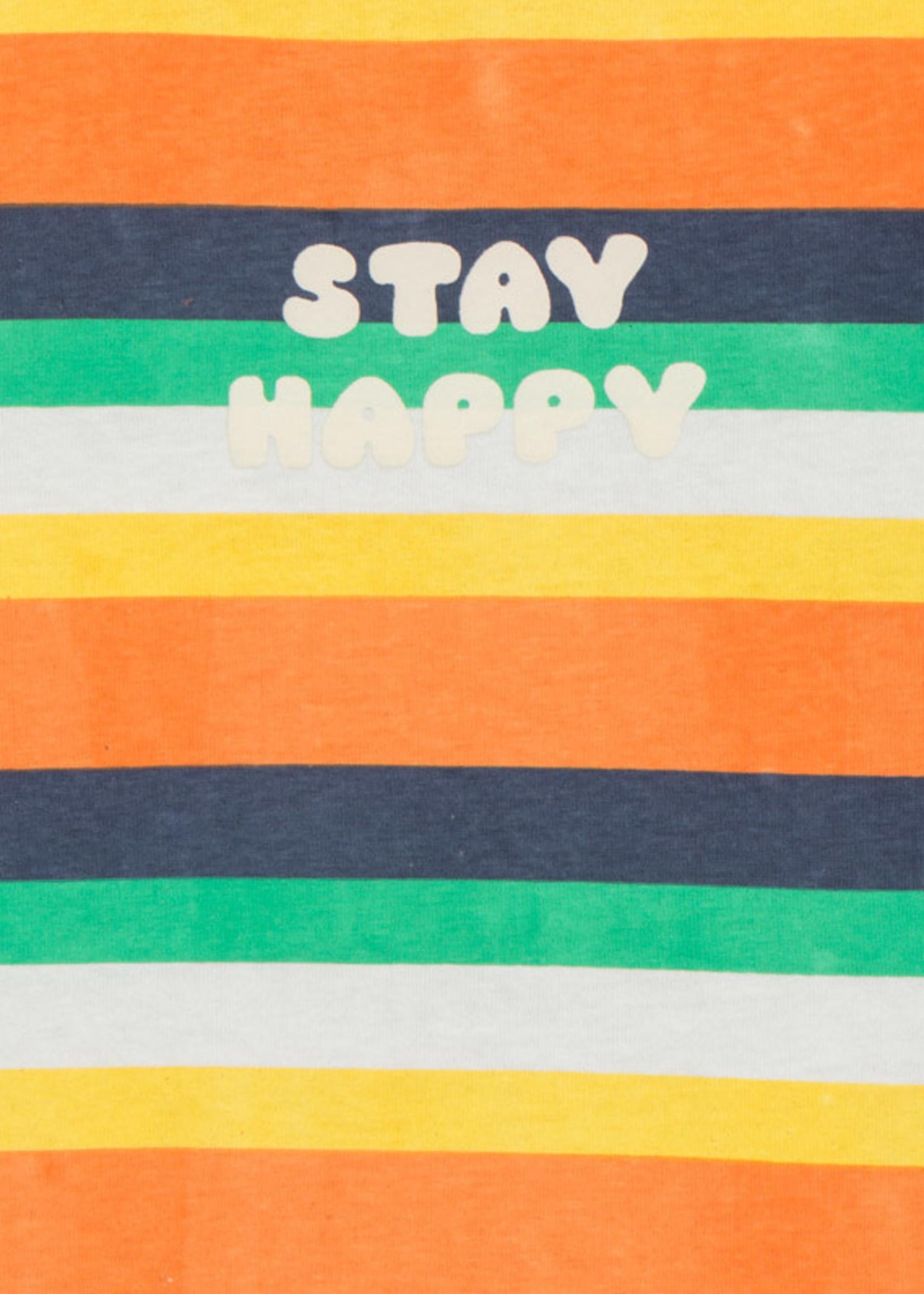 Losan T-shirt stay happy