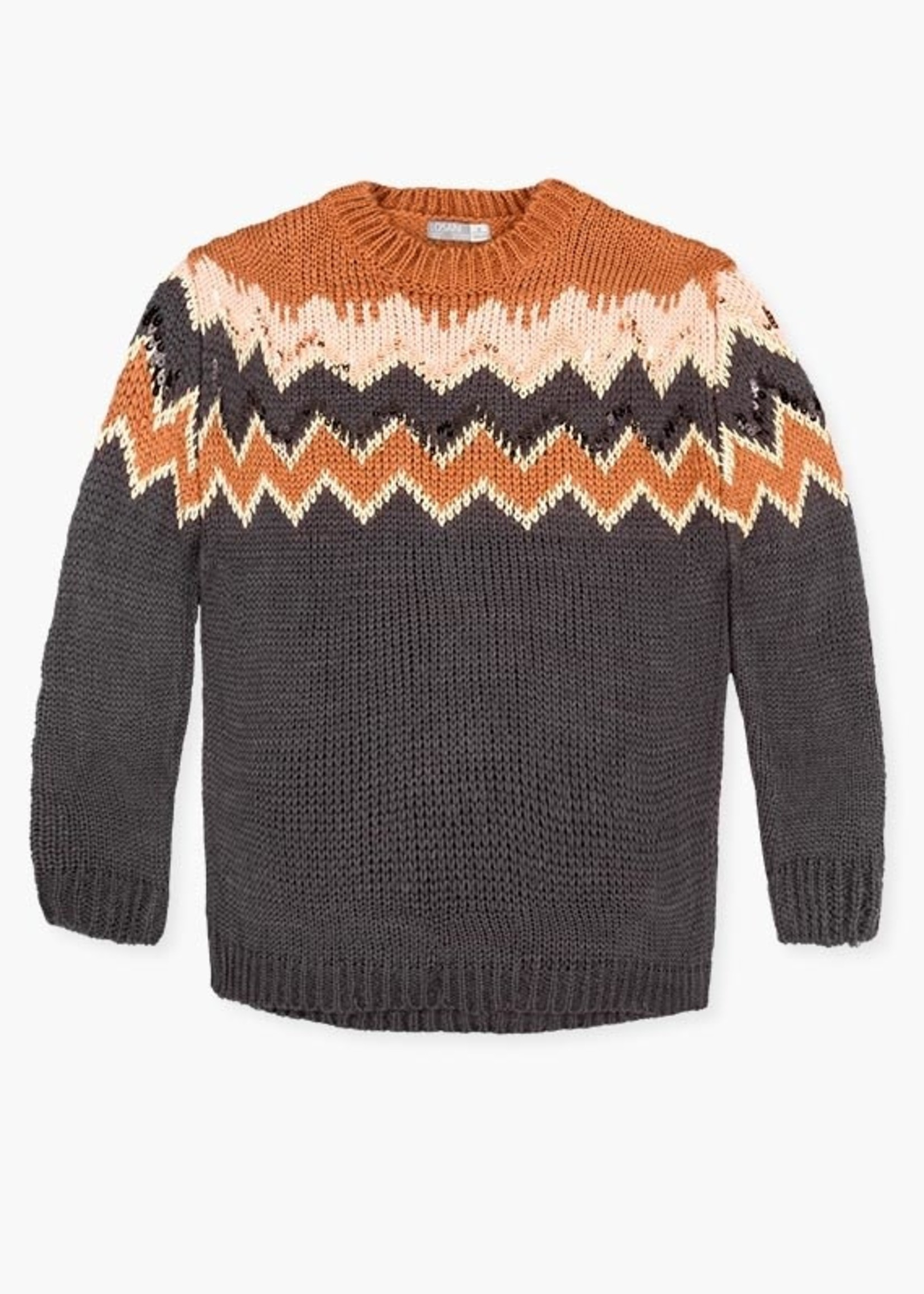 Losan TRICOT SWEATER - Strong grey