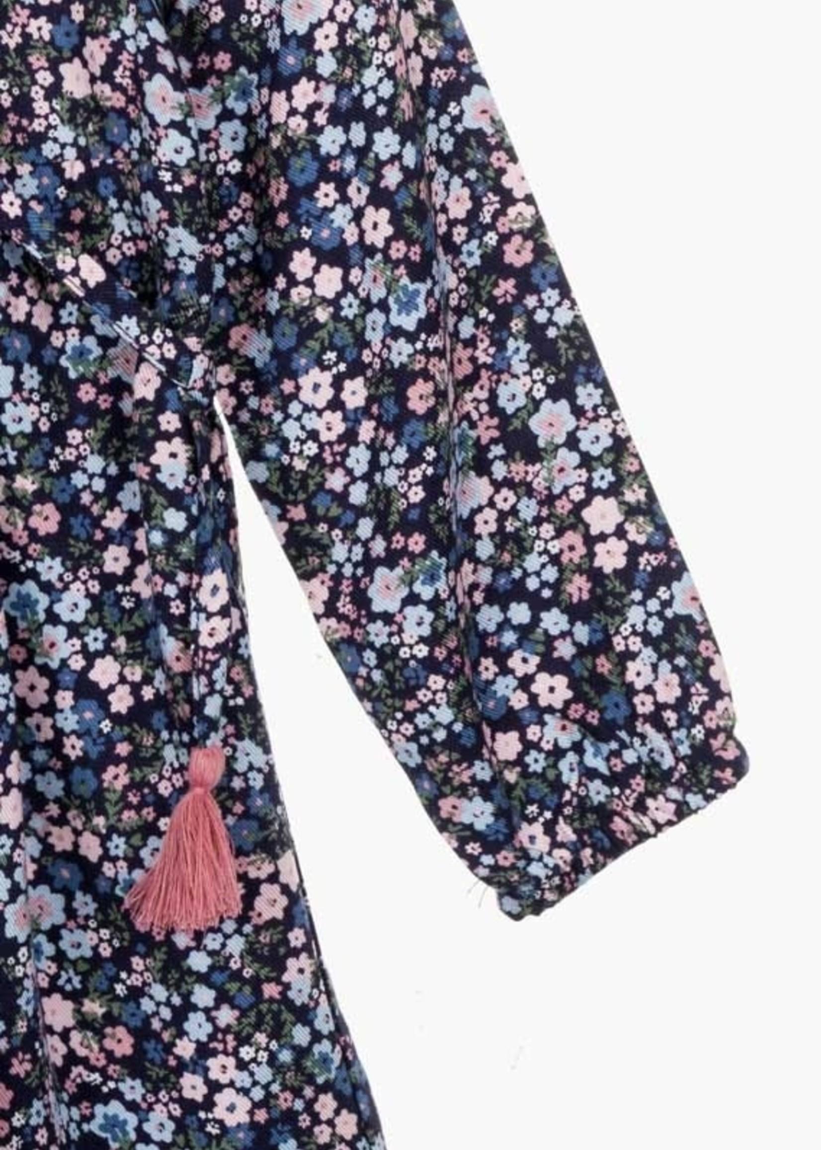 Losan Losan kleedje met bloemen