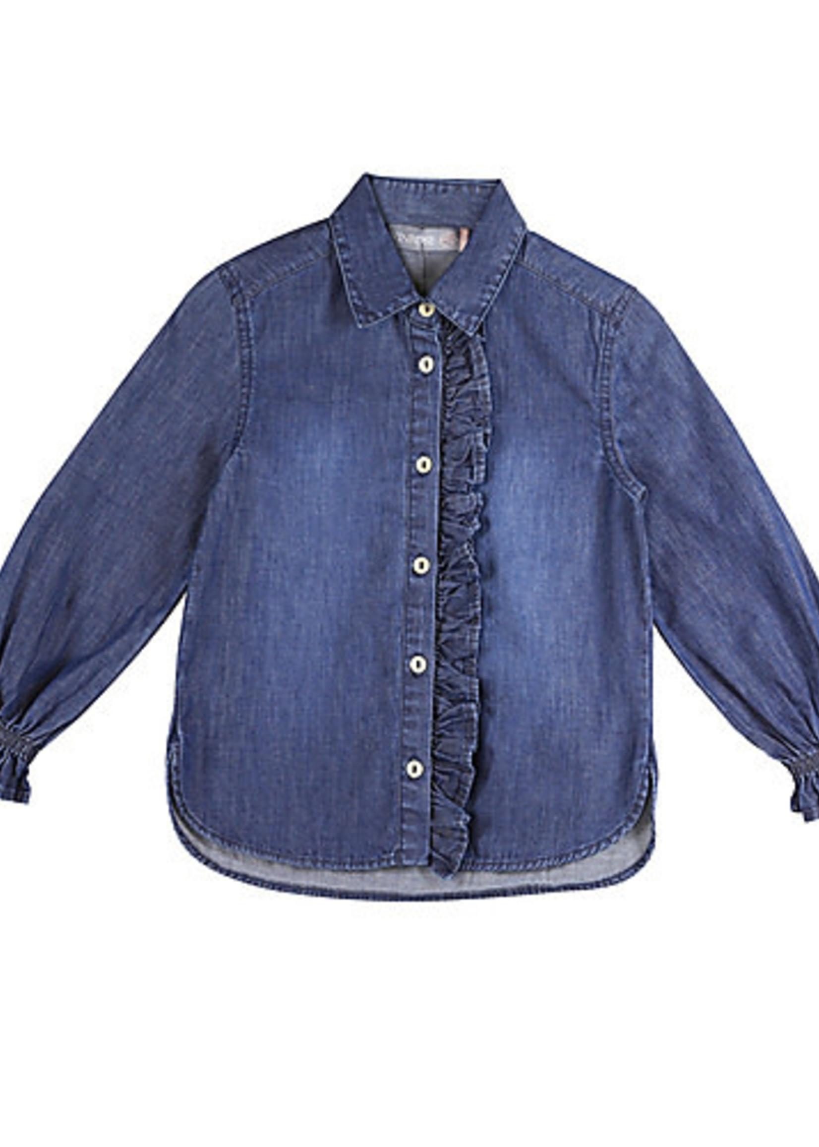 vinrose Vinrose Jeans Hemd