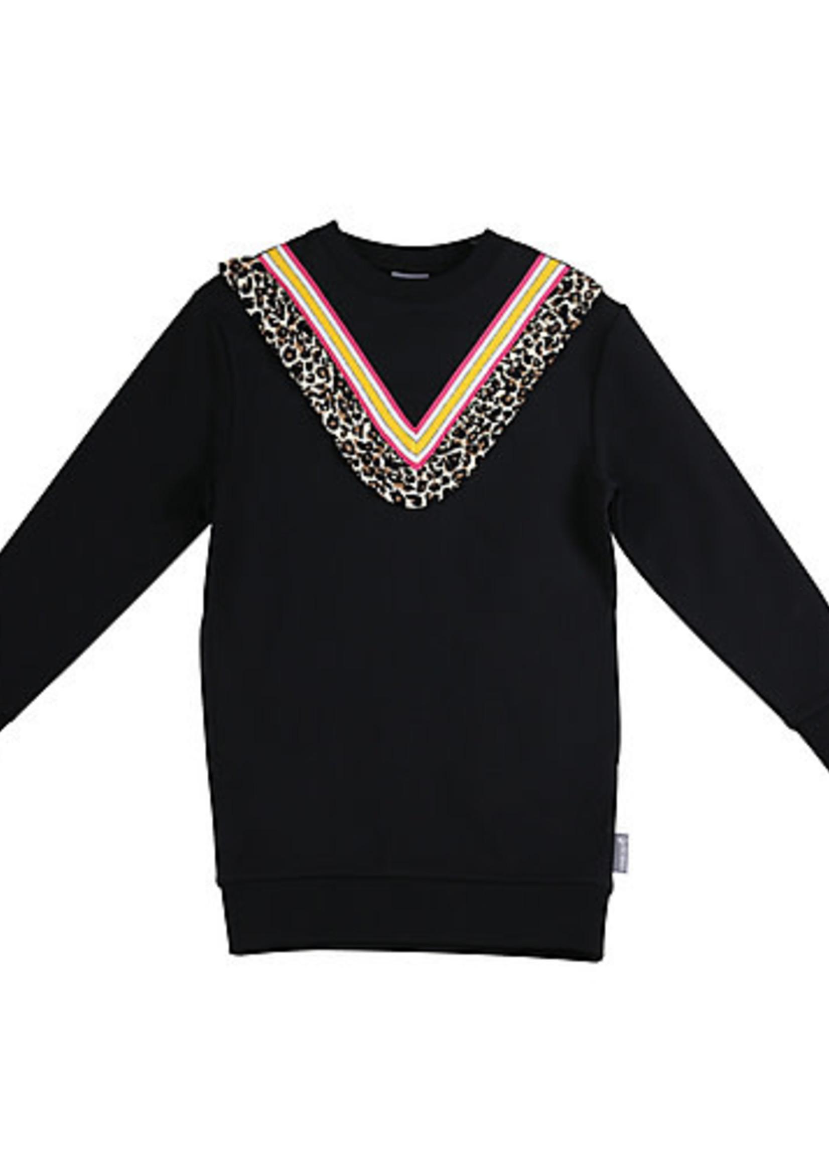 vinrose Kleedje black driehoek Vinrose