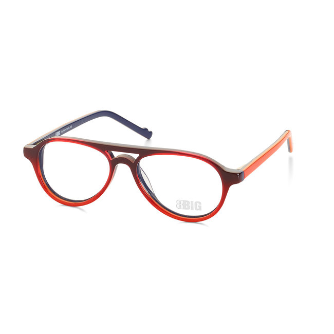 BBIG 210 - Red to Orange/Blue-362