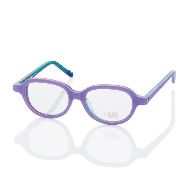 BBIG 229 - Lila/White/Pink/Blue-Matt-417