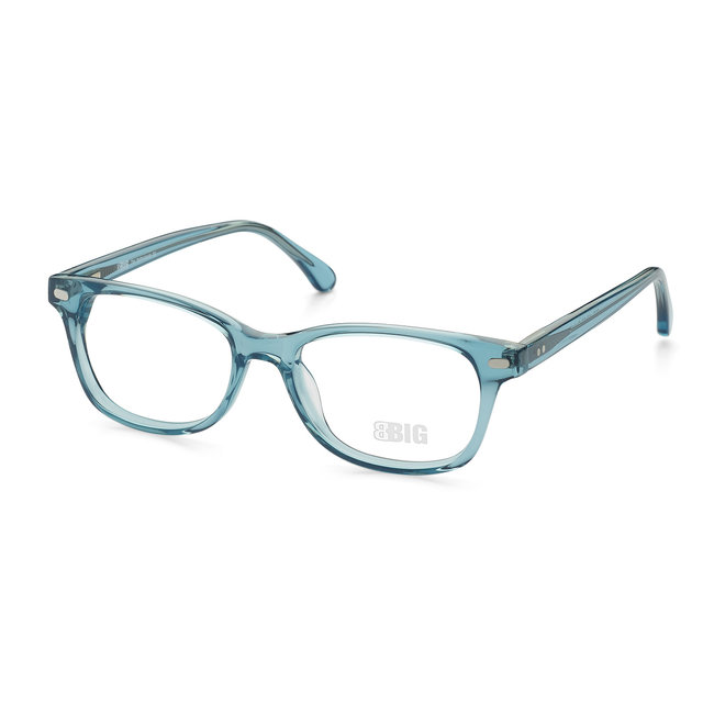 BBIG 233 - Old-fashioned Ocean Blue transparent-451