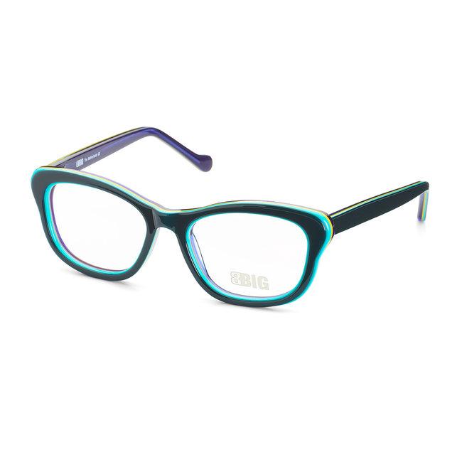 BBIG 235 - MossGreen/Mint/Vanilla/Crystal-388