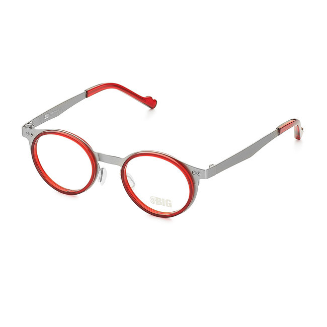 BBIG 607-Stainless steel base - Deep Red-H03